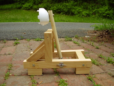 Build A Catapult Team Building
